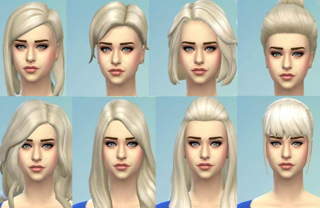 sims 4 female hair mods