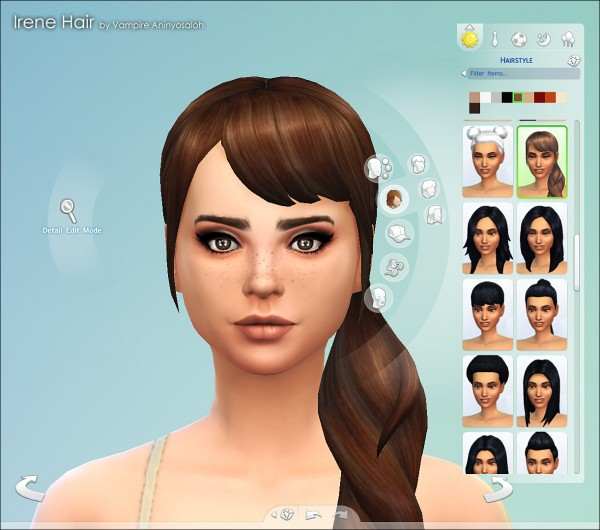 Download Best Sims 4 hair mods 2019