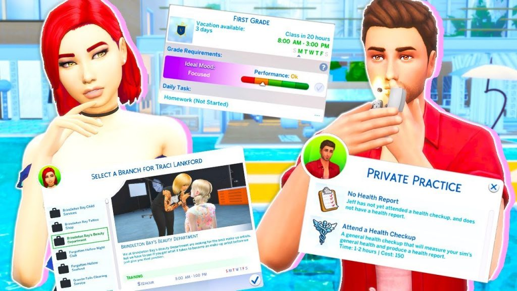 sims 4 realistic mods