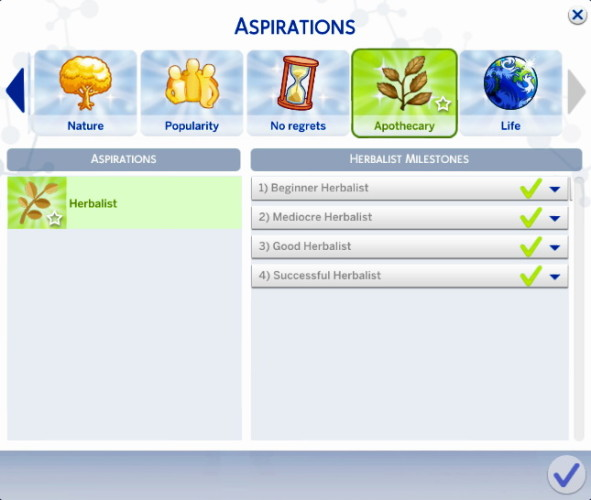 Download The Sims 4 Aspiration Mods{Latest}{Pleasure