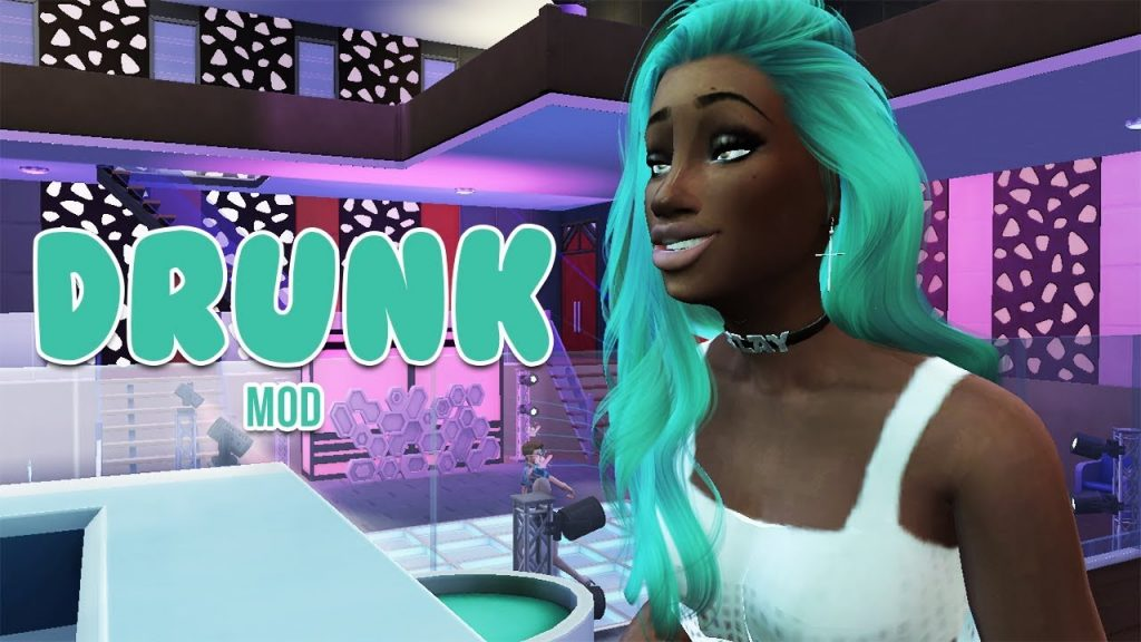 sims 4 drink mods
