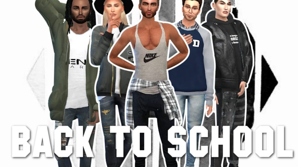 sims 4 school mods