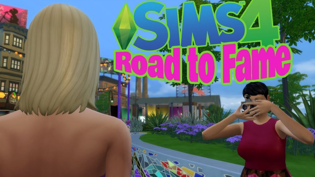 sims 4 road to fame