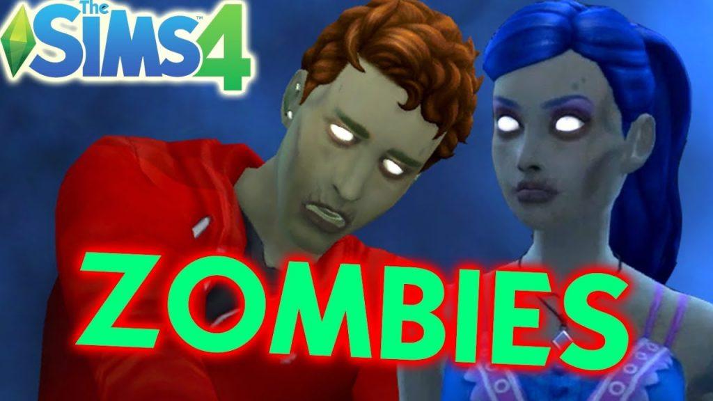 sims 4 zombie mods