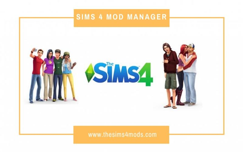 Sims 4 Mod manager