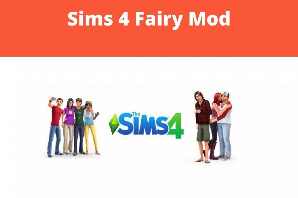 sims 4 fairy mod