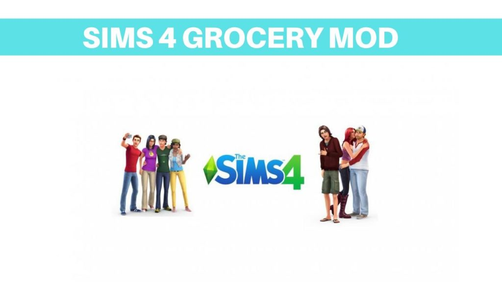 sims 4 Grocery store mod