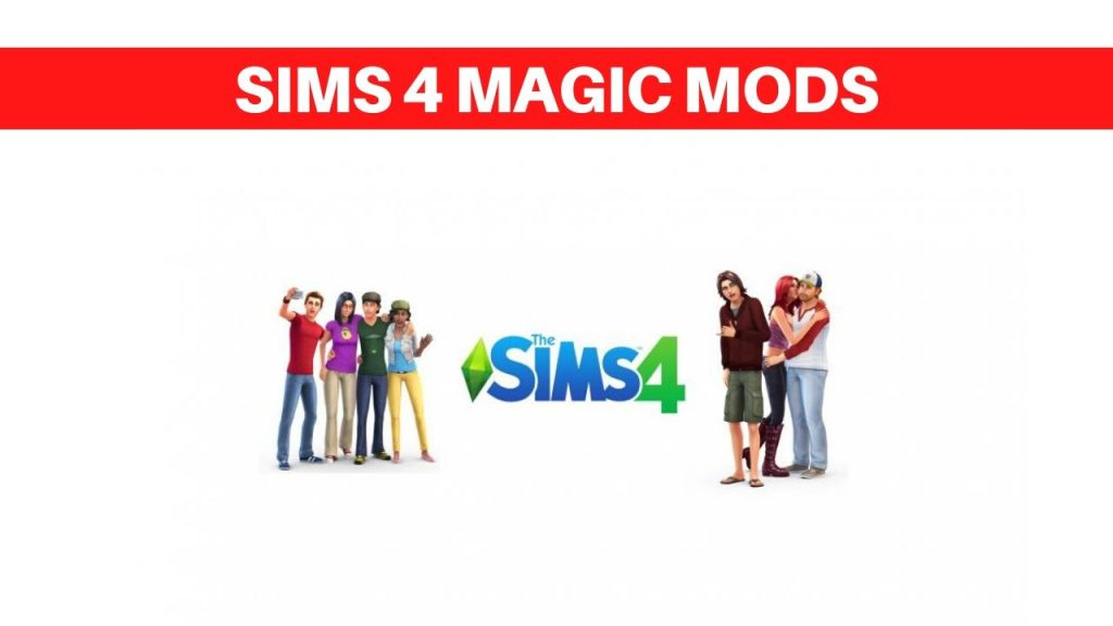 sims 4 magic mod